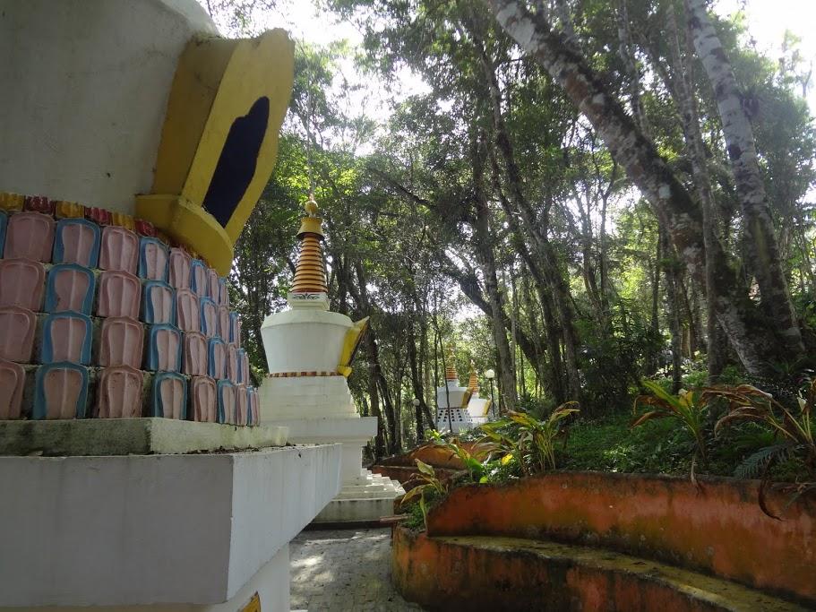 Estupas - A Manifestação do Buda na Terra